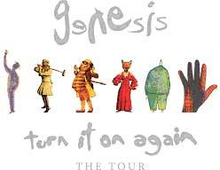 Genesis Tour Logo