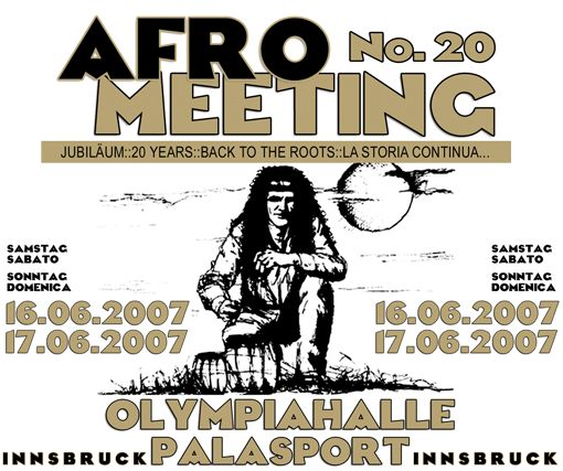Afro Meeting 2007