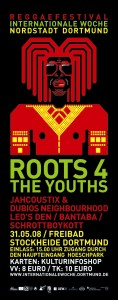 Roots 4 Youths Festival Dortmund