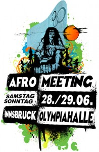 Afro Meeting Insbruck 2008