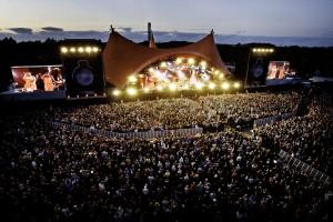 Roskilde Festival - Photo by: Thorbjørn Hansen/ROCKPHOTO