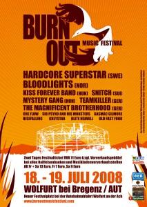 BurnOut Festival 2008