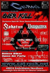 CAt-Rock Festival 2008