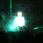 Roboter und Laser