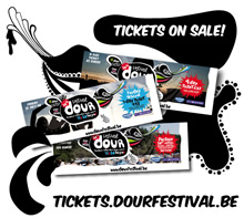 Dour Festival Tickets