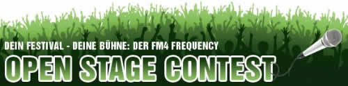 FM4 Frequency Open Stage