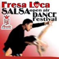 Fresa Loca Salsa Festival