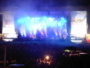 Highfield 2008 (The Killers)
