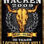 Wacken 2009 - 20. Asugabe!