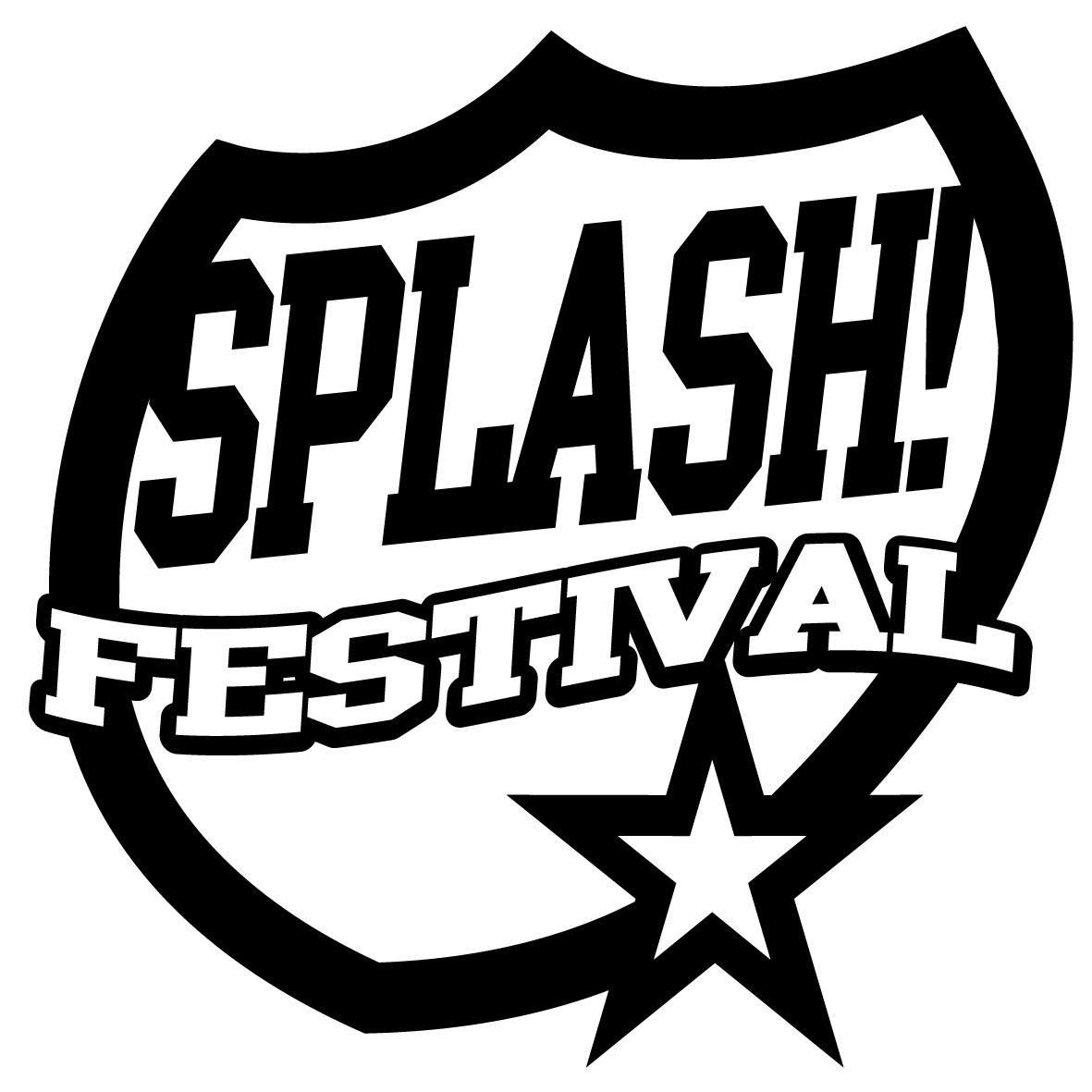 SPLASH!-FESTIVAL - Logo