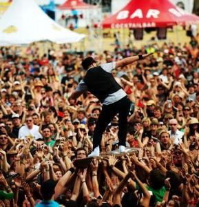 Nova Rock, Foto von Florian Auer