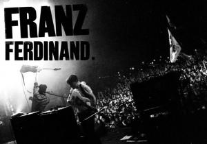 Franz Ferdinand live
