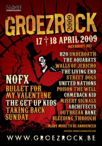 Groezrock Flyer