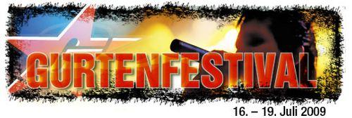 gurtenfestival 2009