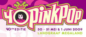 40. pinkpop 2009