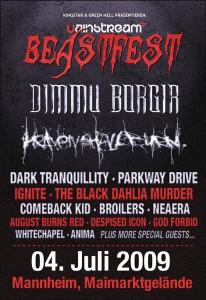 beastfest 2009