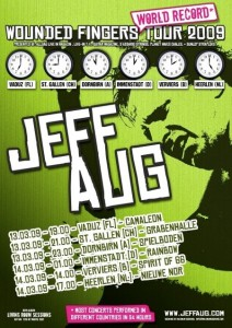 jeff aug rekord tour