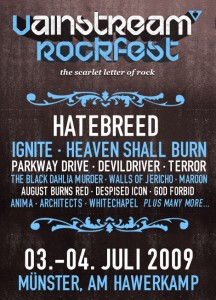 vainstream rockfest 09