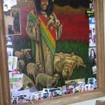 """Nine Mile, im """"Geburtshaus"""" von Bob Marley."""