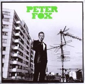 Peter Fox CD Cover Stadtaffe
