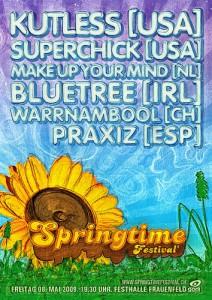 spingtime festival 2009
