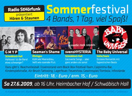 Sommerfestival