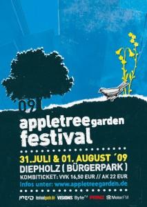 appletreegarden flyer 2009