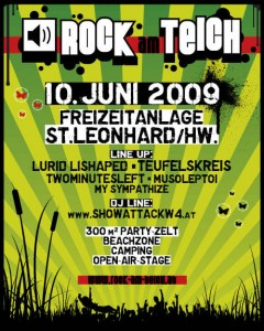rock am teich 2009