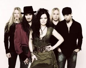 Nightwish, photo by Ville Juurikkala