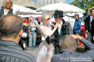 WGT 2009 - An der Moritzbastei