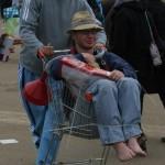 Einkaufstour auf dem Southside 2009