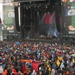 Pixies auf dem Southside 2009