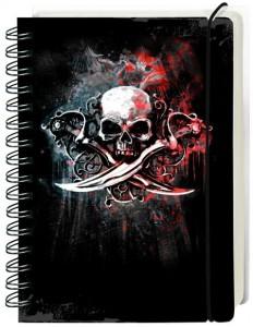 rock diary rockschaedel
