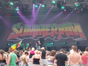 summerjam 2009