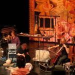 Ensemble Klangstein (feat. Martin Stockhausen) beim TFF 2009