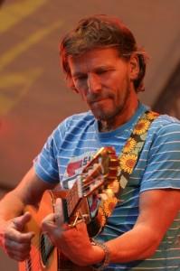 Hans Söllner beim TFF 2009