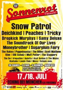 sonnenrot-2009-band-plakat
