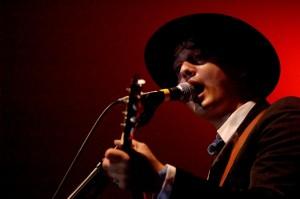 Pete Doherty beim BerlinFestival 2009
