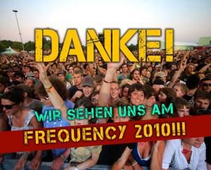 Frequency-2009-sagt-danke