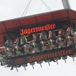 Jägermeister Hochstand auf dem Southside 2009