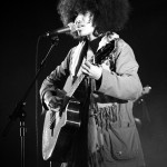 Nneka auf dem Southside 2009