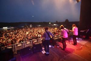 Friska Viljor mit (laut der Band) bestem Gig ever @ Rocken am Brocken Festival