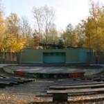 Amphi-Bühne