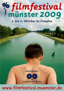 Filmfestival Mnster 2009 - Das Festivalmotiv