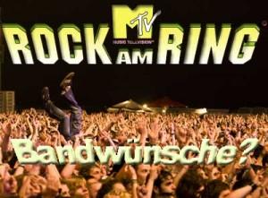 Rock-am-Ring, Rock-im-Park-Bandwuensche
