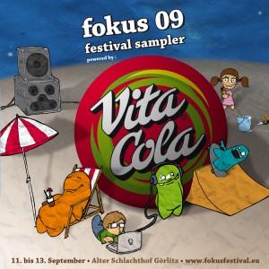 Der Vita Cola Festival Sampler zum FOKUS 2009.