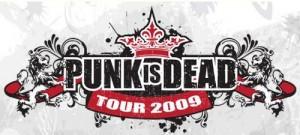 punk is dead tour 2009