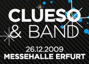 Clueso & Band Weihnachtskonzert