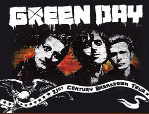 green day open air 2010