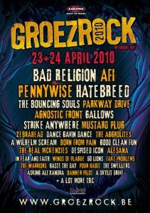 groezrock 2010 bands teil2